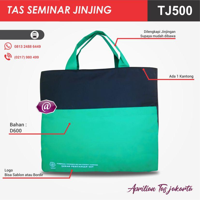 full deskripsi tas seminar jinjing TJ500 pesan tas seminar jakarta