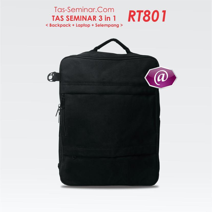 tas seminar 3 in 1 RT801 konveksi tas seminar jakarta