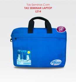 tas seminar laptop l214 produsen tas seminar jakarta