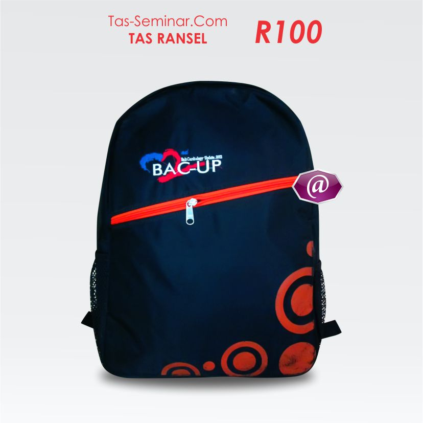 tas seminar ransel R100 produsen tas seminar jakarta
