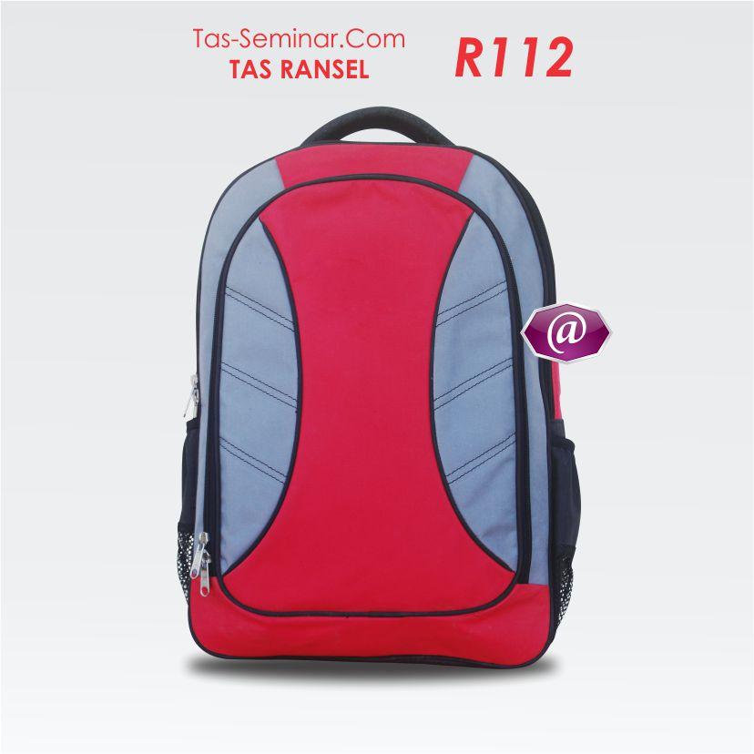 tas seminar ransel R112 produsen tas seminar jakarta