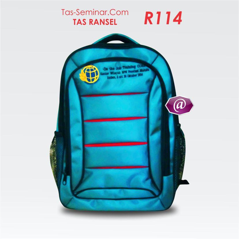 tas seminar ransel R114 produsen tas seminar jakarta