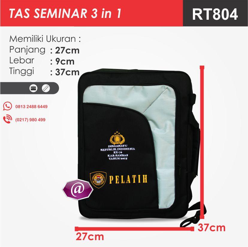 ukuran tas seminar 3in1 koneksi tas seminar jakarta