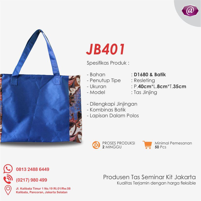 detail tas seminar jinjing batik JB401 grosir tas seminar jakarta