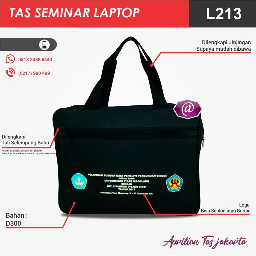 full deskripsi tas seminar laptop l213 produsen tas seminar jakarta
