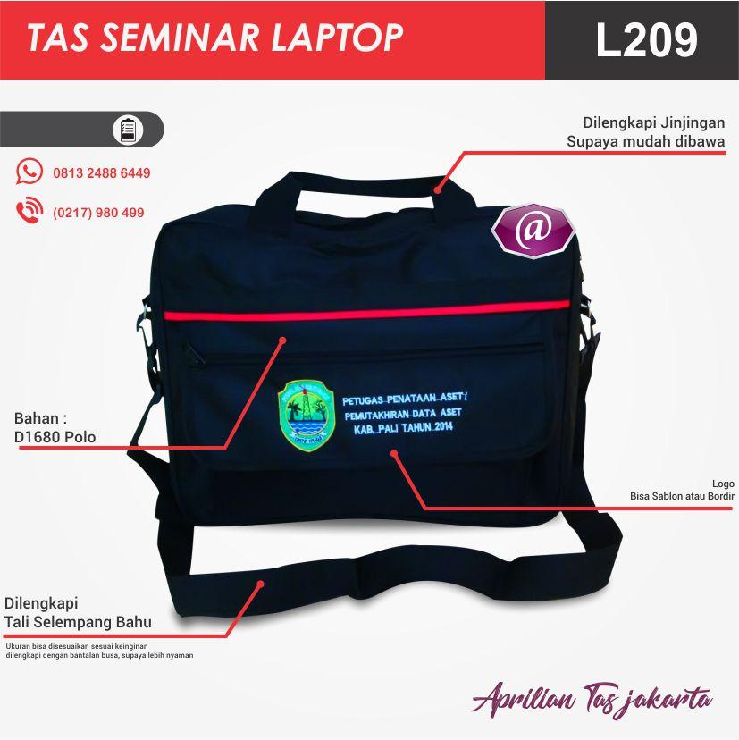 full spec tas seminar laptop l209 pesan tas seminar jakarta