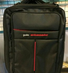 tas ready stock 3 in 1 ransel polo ambasador