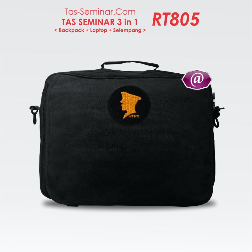 tas seminar 3in1 RT805 konveksi tas seminar jakarta