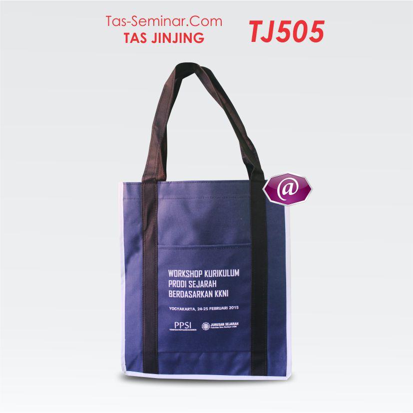 tas seminar jinjing TJ505 produsen tas seminar jakarta