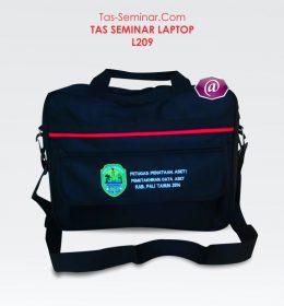 tas seminar laptop l209 konveksi tas seminar jakarta