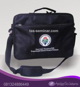tas seminar, Tas Laptop Seminar Ada Tempat Laptopnya di Lapisi Foam