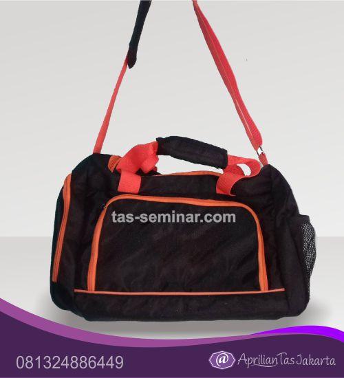 Tas Olahraga Tas Travel Selempang dilengkapi Pegangan Jinjing