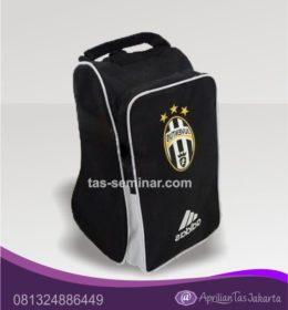 tas seminar Tas Punggung Custom Logo Sepak Bola Juventus