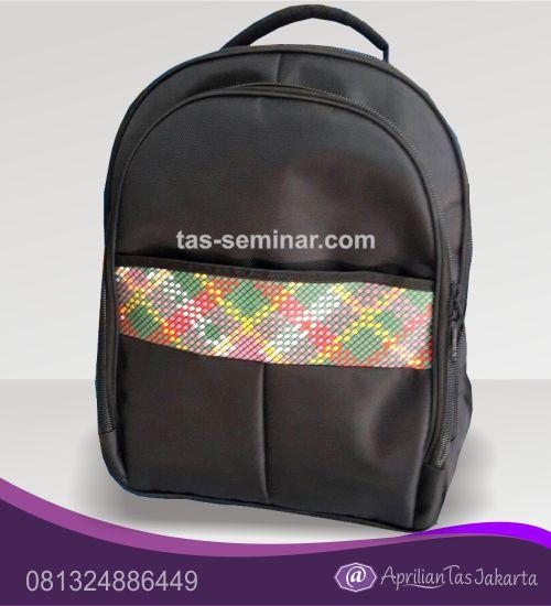 tas seminar Tas Ransel Seminar Murah dan Berkualitas