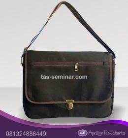 tas seminar, tas souvenir Tas Selempang Notebook Untuk Seminar