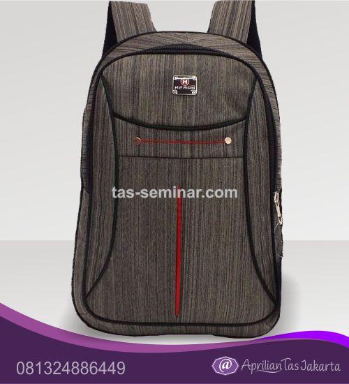 tas seminar, tas souvenir Tas Seminar Backpack Kuat Berkualitas Elegan