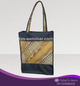 tas seminar, tas souvenir Tas Seminar Jinjing Kombinasi Batik