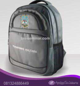 tas seminar, tas pelatihan Tas Seminar Ransel Backpack Kualitas POLO Cocok Untuk Pelatihan
