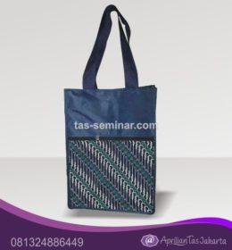 tas seminar jinjing batik biru d600