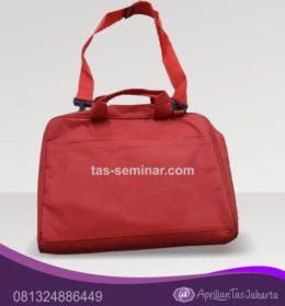 Tas Seminar, tas semiar jinjing slempang merah d300