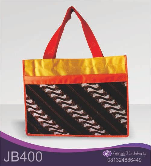 tas seminar MEMPAWAH SUNGAI PINYUH, Tas Seminar Jinjing Batik JB400