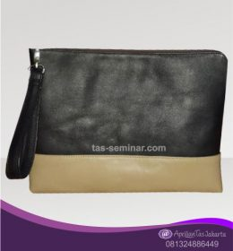 tas seminar tanggulangin, tas pounch bag, tas seminar jakarta