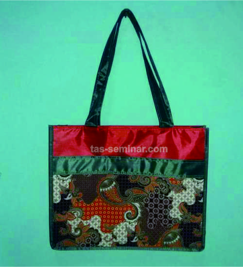 tas seminar jjinjing batik, tas seminar yang murah