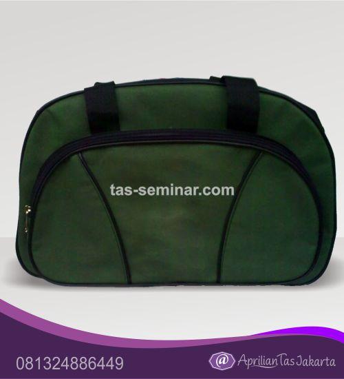 tas seminar, tas travel d300 hijau