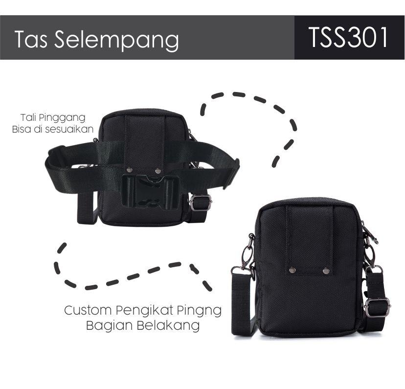 Model Custom Tas Seminar Selempang TSS301
