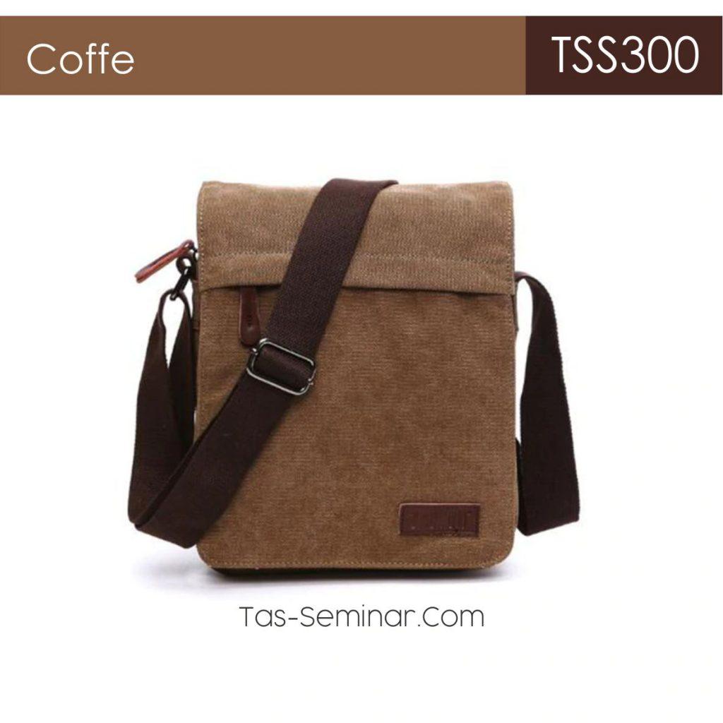 Warna Coffe Pilihan Tas Seminar Selempang TSS300