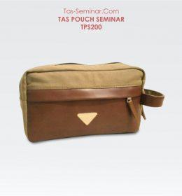 tas seminar pouch TPS200 | konveksi tas seminar jakarta