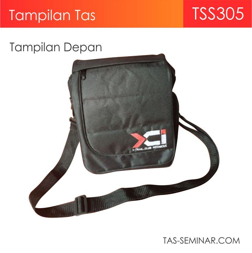 Tampilan Tas Seminar Selempang TSS305