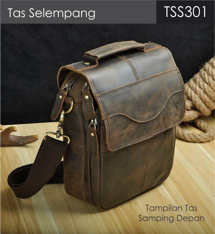 Tampilan 4 Tas Seminar Selempang TSS302 | Tas Seminar Jakarta