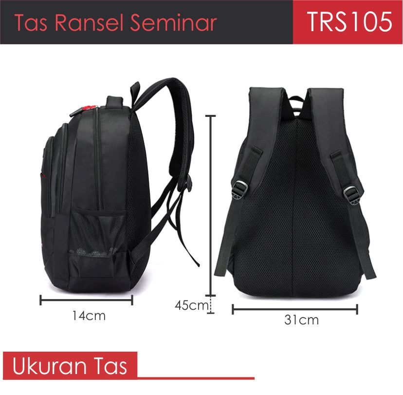 pesan tas seminar ransel trs105