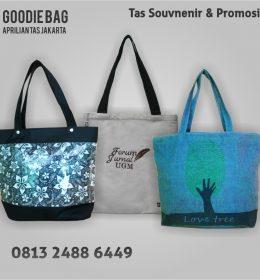 Goodie Bag Tas Promosi & Seminar