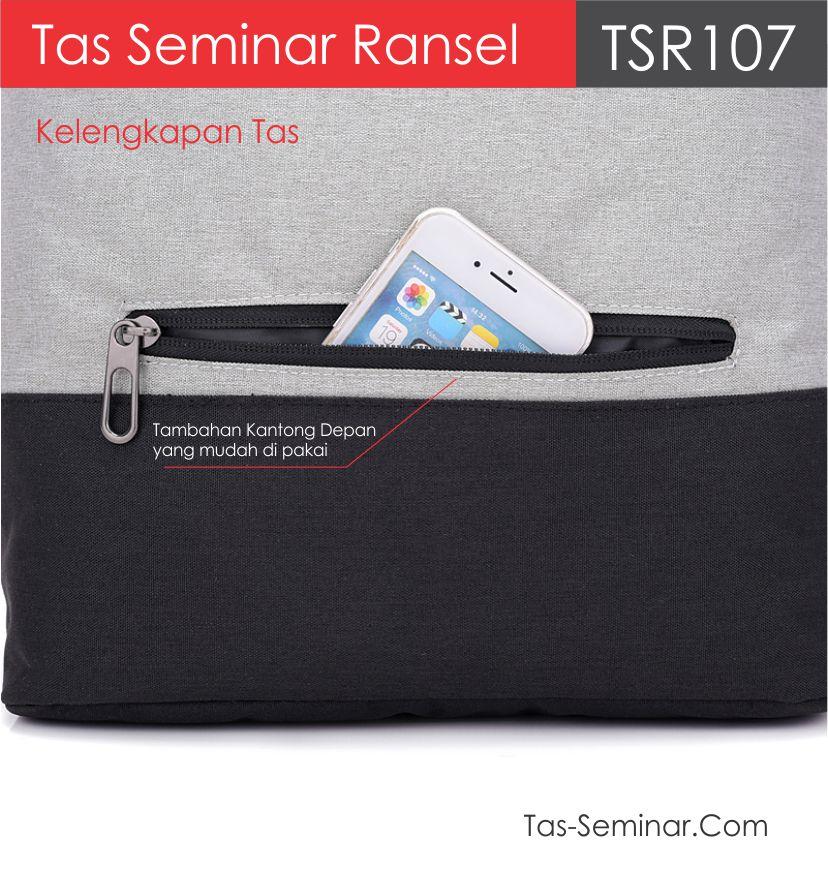 Detail 1 tas seminar ransel TRS107 | Grosir Tas Seminar Murah jakarta