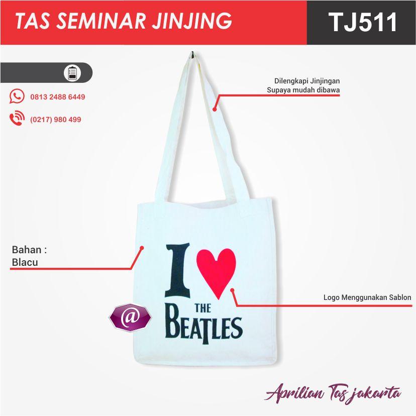 detail tas seminar jinjing TJ511 grosir tas seminar jakarta